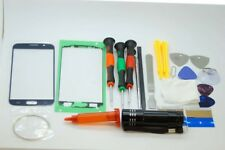 Samsung S6 Blue Screen Glass Repair Set, Glue, Screwdrivers, QUALITY TOOLS
