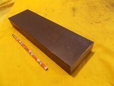 A 36 Steel Flat Bar Stock Tool Die Machine Shop Plate 1 12 X 3 12 X 12 Oal