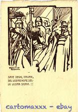 WW1 WWI Propaganda - Attilio - Siate degni, Italiani...- Formato Grande! - PV237