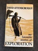 My Favourite Stories Of Exploration David Attenborough 1964 HARDBACK FIRST EDIT