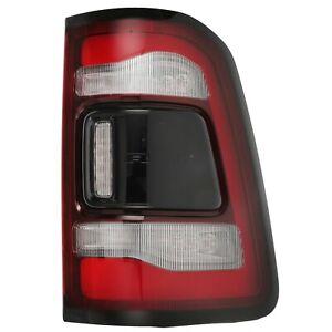 19-22 RAM 1500 TAIL LAMP LIGHT DRIVER RIGHT SIDE OEM NEW MOPAR MOPAR 55112992AD