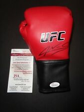 Amanda Nunes Autographed Signed MMA UFC Champion Fighting Glove COA-JSA