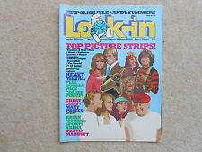 LOOK-IN MAGAZINE 1980 No. 14 HEAVY METAL UFO RUSH KISS ACDC DEF LEPPARD Nugent