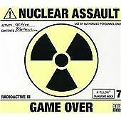 NUCLEAR ASSAULT GAME OVER & THE PLAGUE BRAND NEW SEALED CD