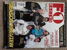 F1 RACING MARCH 2006 - THE ULTIMATE F1 SEASON PREVIEW