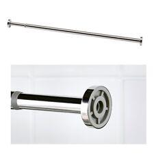 IKEA hornen Tenda da doccia Rod, facile installazione senza viti foratura, 70cm - 120cm