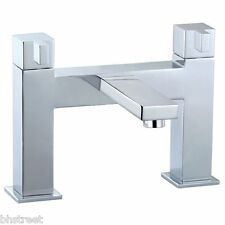 NEW TC ONTARIO MODERN BATH FILLER TAP RRP £311 POLISHED CHROME P/N TCHAON06C