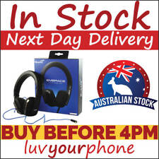 New Blueant Embrace Stereo Headphones for iPod iPhone iPad or Android Tablet