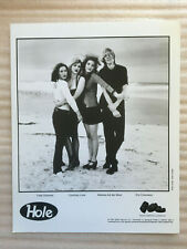 Courtney Love HOLE original vintage press photo