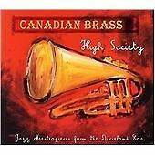 High Society - Jazz Masterpieces From The Dixieland Era, Canadian Brass CD | 077