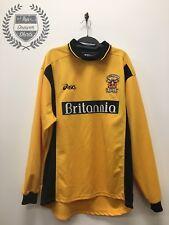 Stoke City Goalkeeper Football Shirt 1998/1999 Men's Extra Large XL