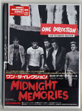 ONE DIRECTION-MIDNIGHT MEMORIES ULTIMATE EDITION-JAPAN CD +BOOK BONUS TRACK F30