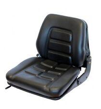 Staplersitz Baumaschinensitz GS 12 B12 PVC Schleppersitz Traktorsitz Baggersitz