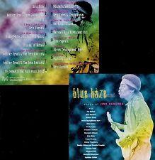 BLUE HAZE - SONGS OF JIMI HENDRIX / ERIC BURDON , WALTER TROUT , POPA CHUBBY