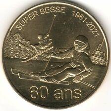 Monnaie de Paris - SUPER-BESSE - 60 ANS - 1961-2021