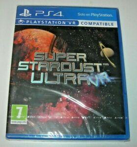 Super Stardust Ultra VR edición española precintado