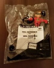 McDonald's Happy Meal Toy - The Incredibles 2 MRS. INCREDIBLE #7 (2018)