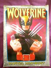 Randy Bowen Mini Bust Statue X-men Wolverine 80's Byrne Claremont 2511 of 9000