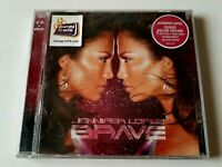 Jennifer Lopez Brave CD/DVD Deluxe Edition 2007 Made in UK Brand New Sealed