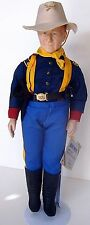 "John Wayne ""American Guardian of the West"" Doll by Effanbee"