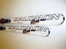 Ski Carvingski Salomon 24 Speed mit Bindung, 172cm (MM698)