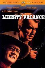 "DVD ""L'HOMME QUI TUA LIBERTY VALANCE""John Wayne, James Stewart   NEUF /BLISTER"