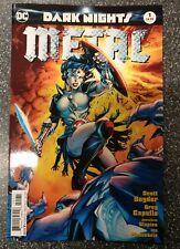 Dark Nights Metal #1 1st Print Jim Lee Variant