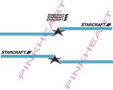 Starcraft Decal pop up kit  RV sticker decal graphics trailer camper rv PU USA