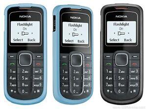 Nokia 1202 - (Unlocked) simple basic easy to use BOX UP