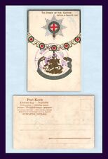 Uk Order Of The Garter Souvenir Seamen'S Rest, Kure, Hiroshima, Japan, June 1906