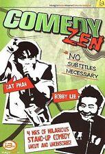 Comedy Zen - Season One (DVD, 2007) Single Disc Unit WORLDWIDE SHIP AVAIL!