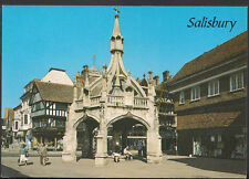 Wiltshire Postcard - The Poultry Cross, Salisbury  B2613