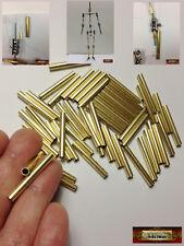 "M01132x5 MOREZMORE HPA 50 Cut 30 mm Brass Round Tube 5/32"" #8128 Head Arm"