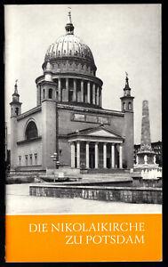 Die Nikolaikirche zu Potsdam, Das Christliche Denkmal 123, 1984
