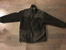 Polo Sport Ralph Lauren 1992 92 Black jacket long coat gently used Size Large