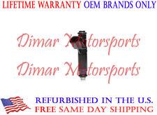 Lifetime Warranty - Single OEM Fuel Injector - 4F2E-A4B
