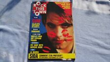 + ROCK THIS TOWN 51/87 THE CURE PET SHOP BOYS DEPECHE MODE INDOCHINE