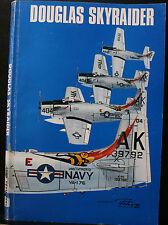 DOUGLAS SKYRAIDER JACKSON AERO PUBLISHERS ILLUSTRATED WWII PLANE AIRCRAFT