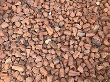 Brick Chips, Brick Nuggets, Brick Landscaping Rocks, Brick Mulch *FREE SHIPPING*