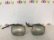 06-09 CHEVROLET UPLANDER MONTANA DRIVING LIGHTS SET BUMPER MOUNTED OEM