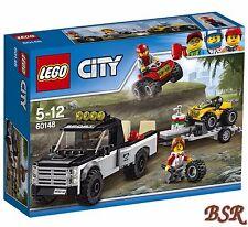 LEGO® City : 60148 Quad-Rennteam & 0.-€ Versand & OVP & NEU !