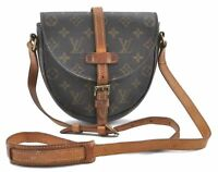 Authentic Louis Vuitton Monogram Chantilly PM Shoulder Bag M51234 LV B5332