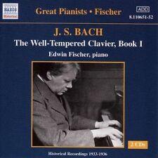 Johann Sebastian Bach - Bach: The Well-Tempered Clavier, Book 1 (2CD 2000)