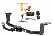 """Curt Class 1 Trailer Hitch & Wiring Euro kit w/ 2"""" Ball for Toyota Prius V"""