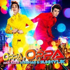 SUPER JUNIOR-D&E-OPPA. OPPA-JAPAN CD