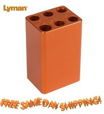 Lyman LARGE RIFLE Ammo Checker 243, 270, 308, 30-06, 30-30, 300 WSM 7833002 New