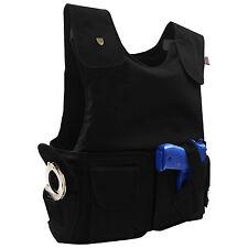POLICE / SECURITY GUARD /LAW ENFORCEMENT Level IIIA Body Armor Bullet Proof Vest