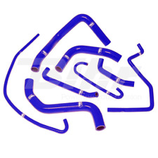 SAMCO SET MANGAS TUBOS RADIADOR AZUL SUZUKI GSXR 750 2011-2014