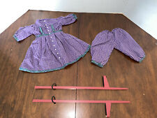 Pleasant Company / American Girl Addy Stilting Outfit  Special Edition  1997