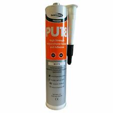 Bond it PU18 high strength polyurethane sealant and adhesive white